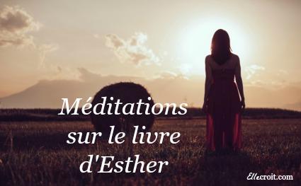 méditations Esther ellecroit.com