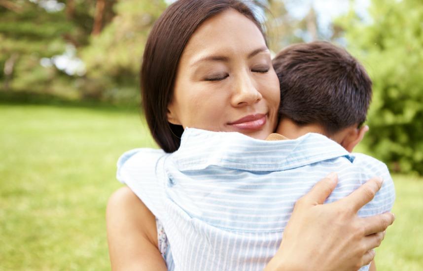 amour enfant sécurité Dieu ellecroit.com