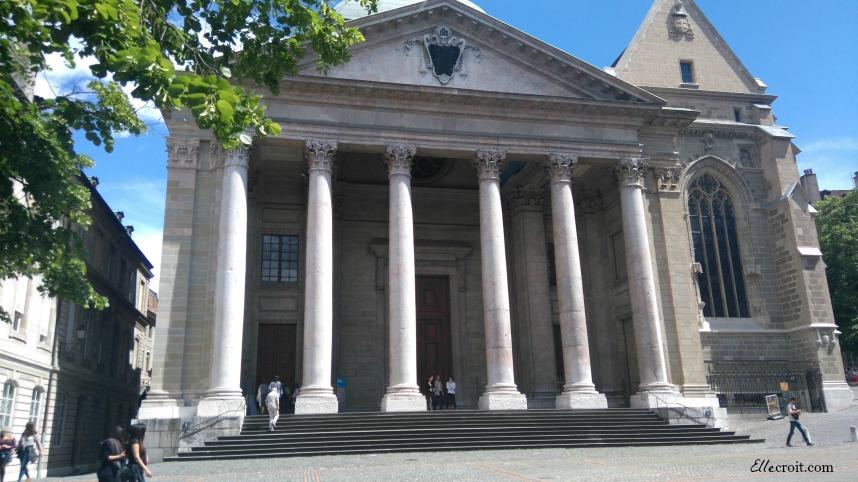 Cathédrale protestante Saint Pierre ellecroit.com