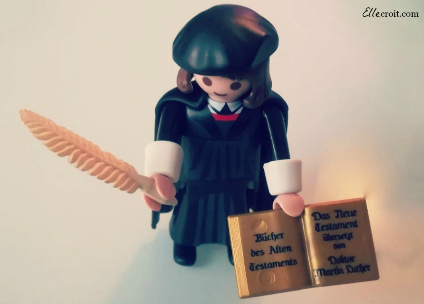 Martin luther réforme playmobil ellecroit.com