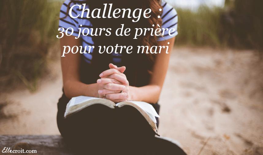 challenge prières mari ellecroit.com