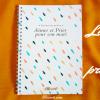 Journal de prière - Aimer et prier pour son mari