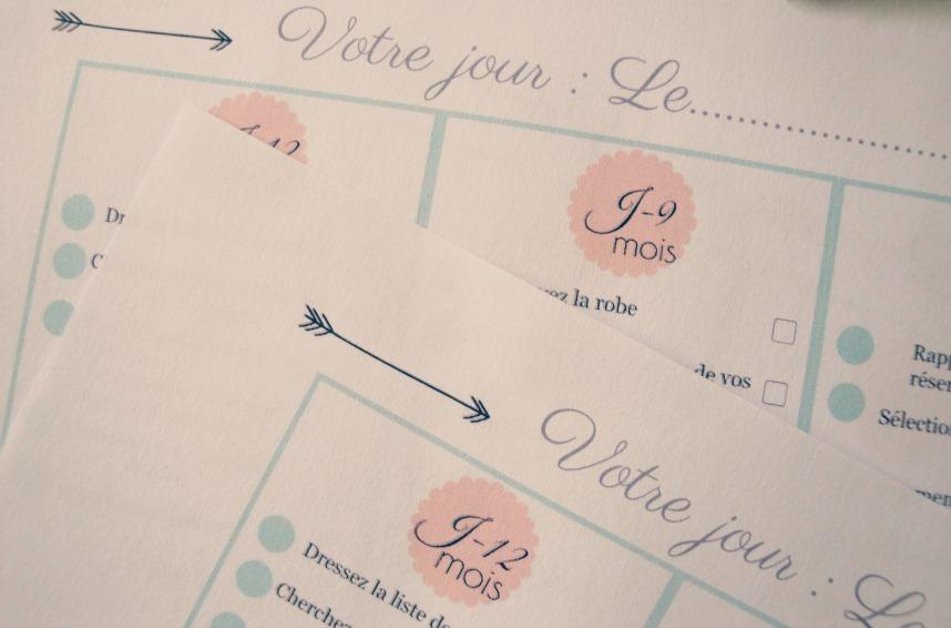 Rétro planning mariage aperçu ellecroit.com