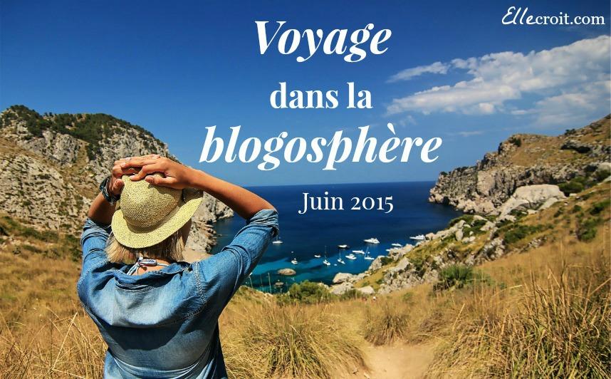 voyage dans la blogosphere juin 2015 ellecroit.com