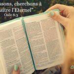 Pourquoi lire et connaître la Bible ?