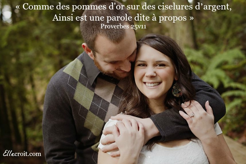 proverbes 25 verset 11 bonne parole ellecroit.com