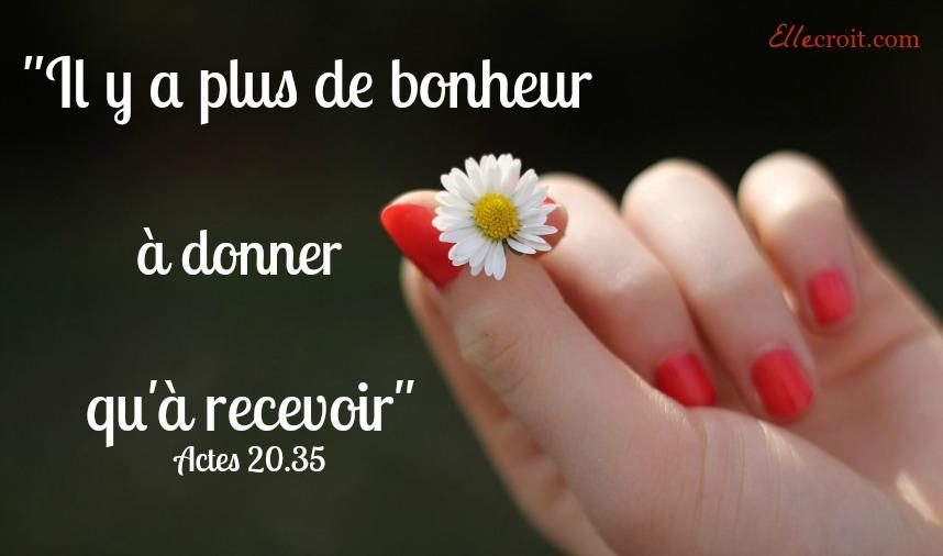 actes 20.35 bonheur donner ellecroit.com