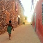 """Rencontre avec Célia, en """"immersion totale"""" au Sénégal"""