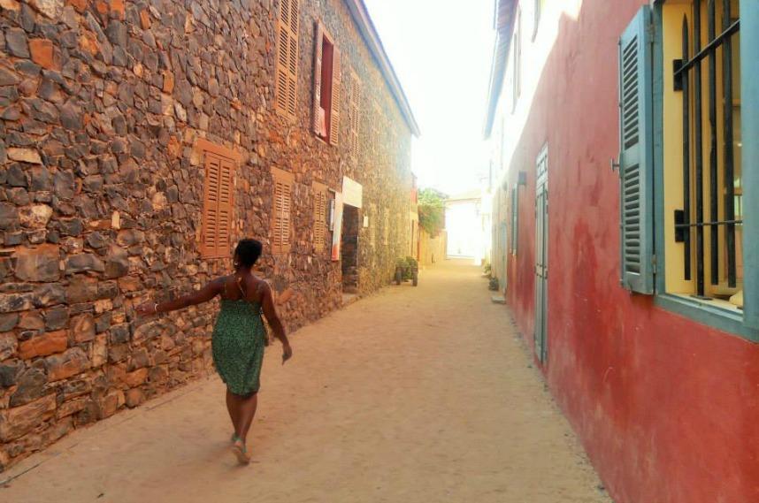 Célia bénévole Sénégal interview ellecroit.com