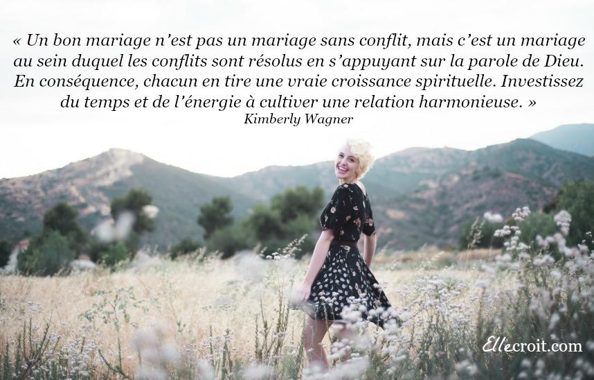 bon mariage conflit ellecroit.com
