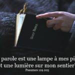 Que vous dit Dieu à travers la Bible ?