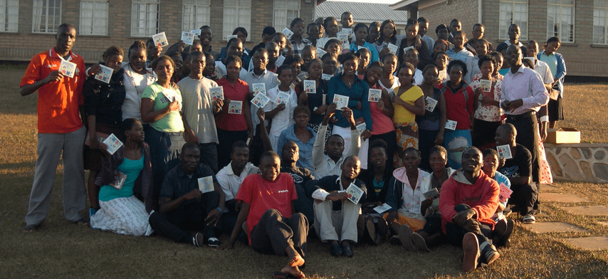 Distribution des chants - Malawi Songs for sapling