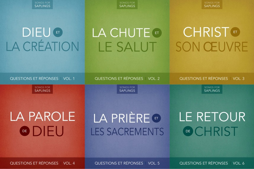Vol. 1-6 francais_ songs for saplings questions réponses ellecroit.com