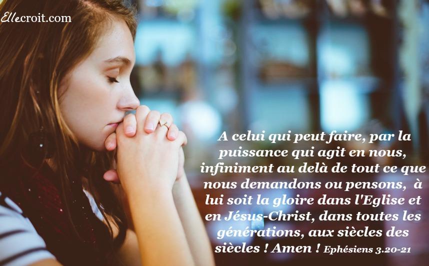 Ephésiens 3.20-21 ellecroit.com