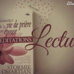 La puissance de la vie de prière d'une épouse de Stormie Omartian