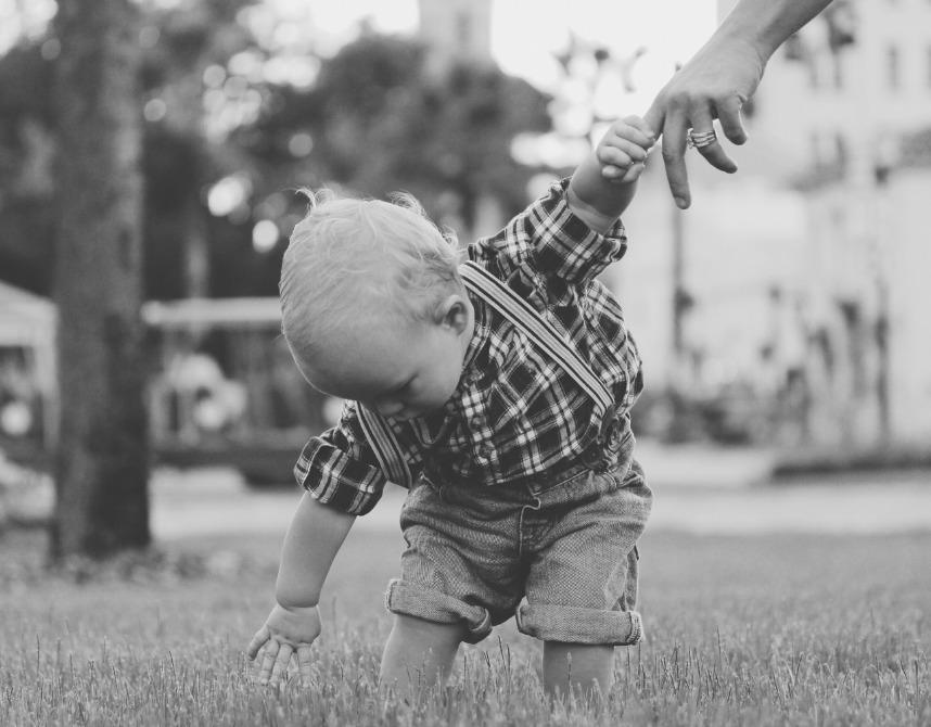prête à le laisser grandir bébé Dieu père ellecroit.com