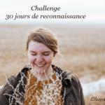 Challenge de reconnaissance !