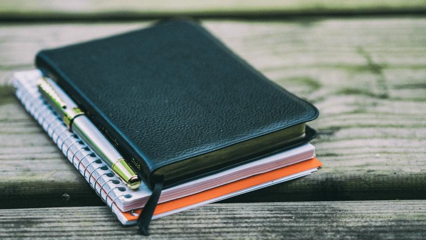 journal méditation carnet étude bible ellecroit.com