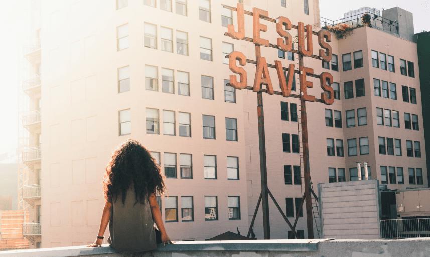 Jésus sauve bonne nouvelle ellecroit.com