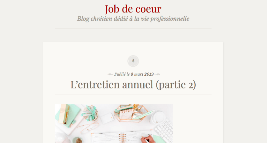 job de coeur blog chrétien ellecroit.com