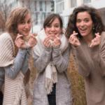 Anne, Mélodie et Aude de Tea Notes